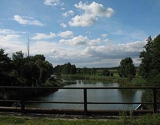 Fehrbellin - Bützrhin near Wall