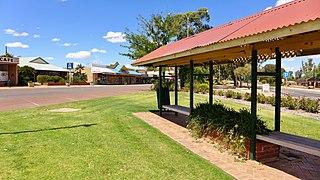 Wongan Hills, Western Australia Town in Western Australia