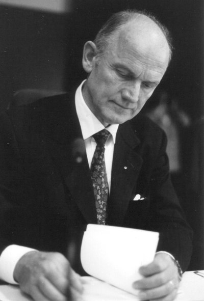 Ferdinand Piech by Stuart Mentiply