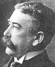 Ferdinand de Saussure, recognized as the father of modern linguistics.