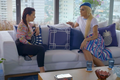 Fernanda Souza and Pabllo Vittar during an interview in April 2018.png