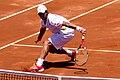 Fernando Verdasco in the 2009 Davis Cup semifinals 06.jpg