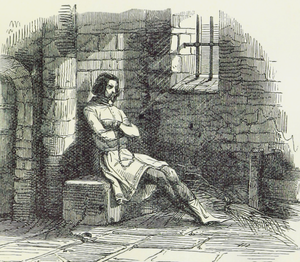 Ferdinand, Count of Flanders - Count Ferdinand imprisoned after the Battle of Bouvines