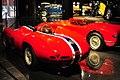 Ferrari 1955 750 Monza & Ferrari 1953 250 MM Vignale Spider at BAM.jpg