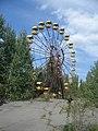Ferris wheel in Pripyat, Ukraine.jpg