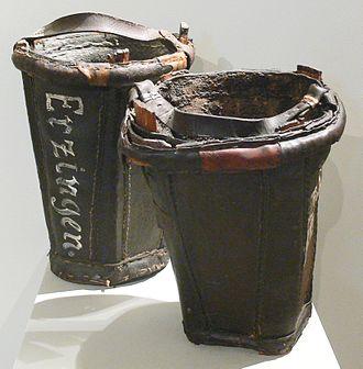 Bucket - Image: Feuerlöscheimer 19 Jh