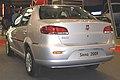 Fiat Siena 2009 rear - 2008 Montevideo Motor Show.jpg