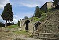 Fiesole, area archeologica, teatro 18.jpg