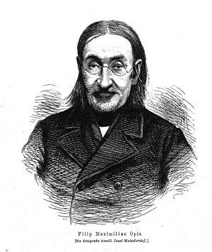 Philipp Maximilian Opiz - Filip Maxmilián Opiz
