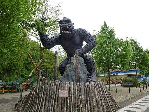 FilmPark Babelsberg - King Kong - panoramio