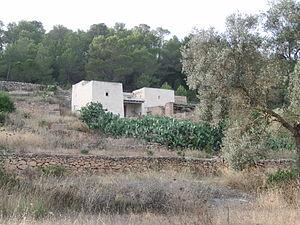 Finca - Finca Can Frare Verd, Ibiza