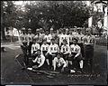 First Nine Baseball Team, Saint Louis College, 1895, (b) photograph by Brother Bertram.jpg