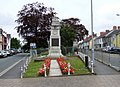 First World war memorial - geograph.org.uk - 535659.jpg