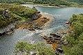 Fish trap, Loch na Droma Buidhe - geograph.org.uk - 902938.jpg