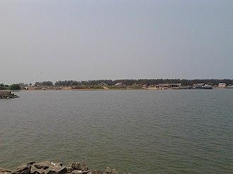 Bharathappuzha - Tirur River joins Bharathapuzha in Ponnani