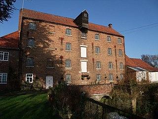 Fiskerton, Nottinghamshire Human settlement in England