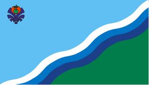 Slobozia, Moldova - Image: Flag Slobozia