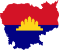 Flag map of the State of Cambodia (1989-1993).png