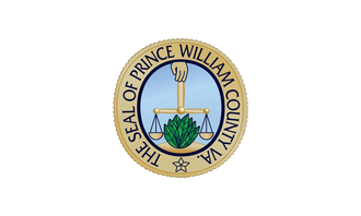 Stafford County, Virginia - Image: Flag of Prince William County, Virginia
