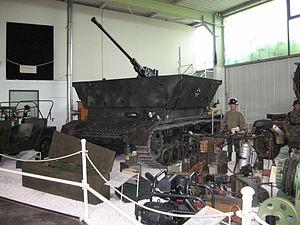 Möbelwagen - Image: Flak Pz IV Moebelwagen