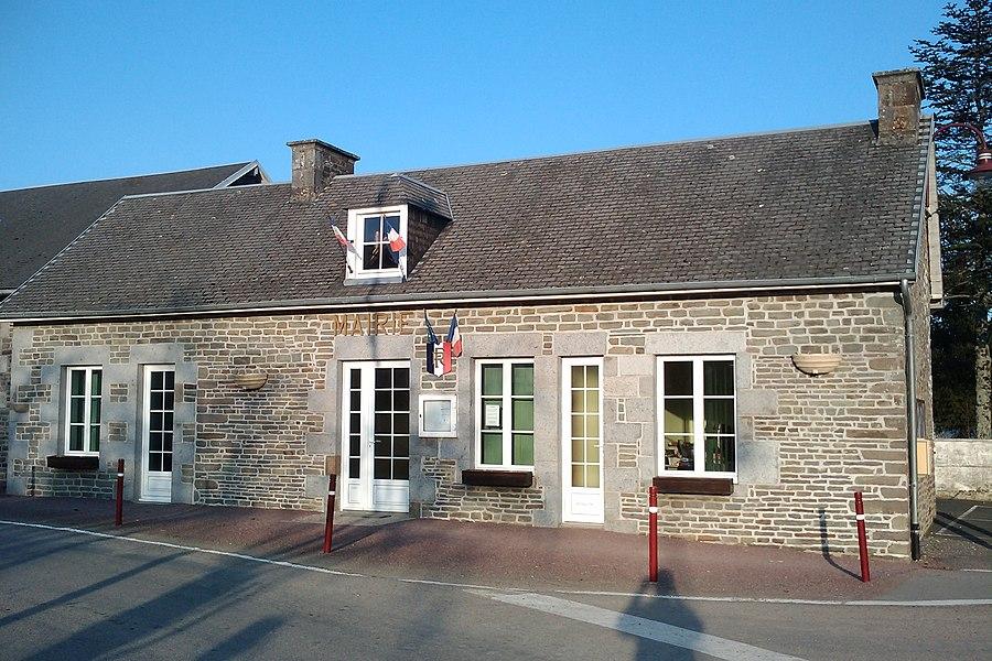 Mairie de fr:Fleury (Manche)