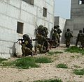 Flickr - Israel Defense Forces - Kfir Brigade IDF Officers Practice Urban Warfare (10).jpg