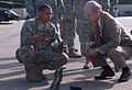 Flickr - The U.S. Army - Speaking with Secretary Geren.jpg