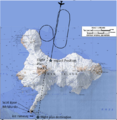Flight Air New Zealand 901 crash map.PNG