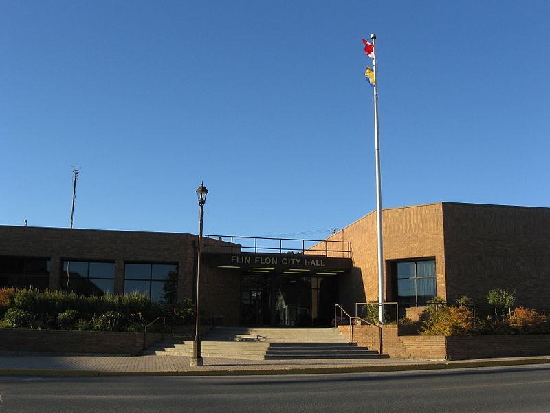File:Flin Flon City Hall.JPG
