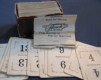 Flinch (card game) - The game of Flinch.