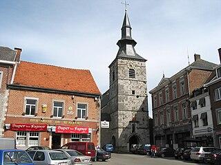 Municipality in French Community, Belgium