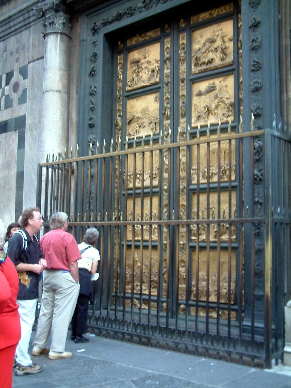 Florentine Gates of Paradise RB