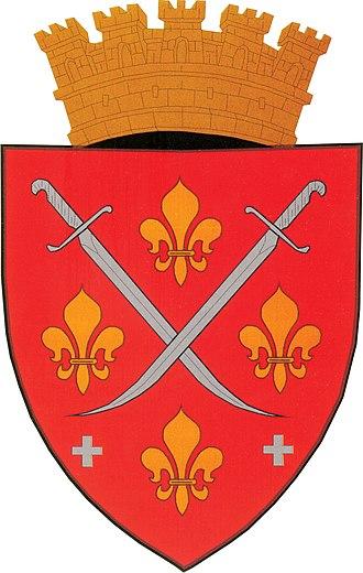 Florești, Moldova - Image: Floresti Shield