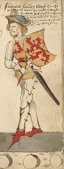 Floris V, Count of Holland, by Hendrik van Heessel.jpg