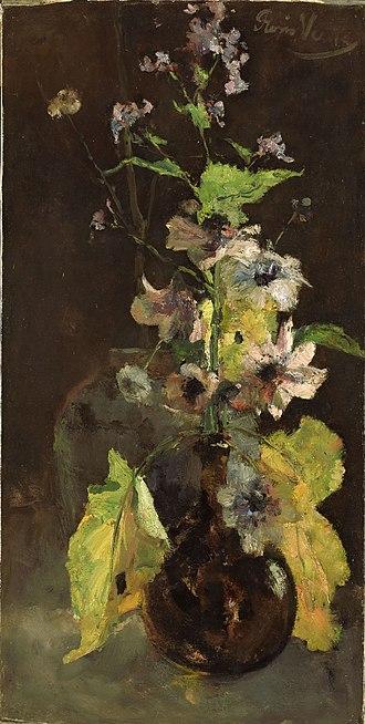 Floris Verster - Image: Floris Verster, Anemonen