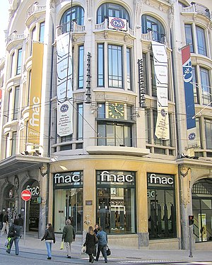 Fnac - Fnac in Porto (Portugal)