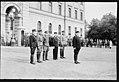 """Fo30141711140070 """"Reservebataljon Holmestrand paraderer for Quisling på Slottsplassen"""" 1942-06-14 (NTBs krigsarkiv, Riksarkivet).jpg"""