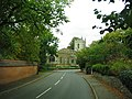 Folville Street, looking to the Church of St Mary, Ashby Folville - geograph.org.uk - 578488.jpg