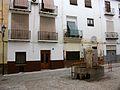 Font i plaça de Roca, Xàtiva.JPG