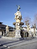 Tarbes: Fontaine Montaut
