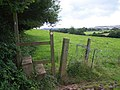 Footpath From Washford - geograph.org.uk - 1438546.jpg