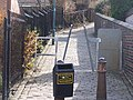 Footpath from Carlton Road to Wadsley Lane, Sheffield - geograph.org.uk - 1193618.jpg