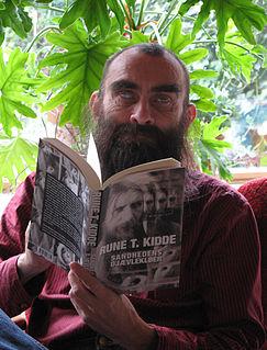 Rune T. Kidde writer