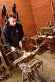 Forging footwear, Caisson Platoon farriers provide unique service to TOG 150408-A-FT656-121.jpg