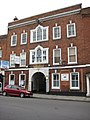 Former coaching inn, Tewkesbury - geograph.org.uk - 808118.jpg
