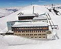 Former main building of SLF on Weissfluhjoch, aerial photography 1.jpg