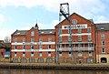 Former warehouses, Queen's Staithe, York - geograph.org.uk - 2377485.jpg
