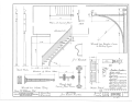 Fort Howard Hospital, Chestnut Avenue and Kellogg Street, Green Bay, Brown County, WI HABS WIS,5-GREBA,2- (sheet 6 of 6).png