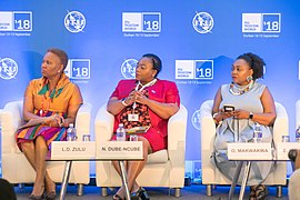 Forum Session - High Level Panel Discussion- Promoting ICT opportunities for women empowerment - 29714545387.jpg