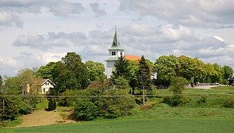 Foss kirke (2010)